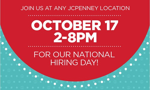 ebf82f41bc895 The easiest way to discover what is available - check out the JCPenney  Career Site. Click - See In-Store Careers - and enter your zip code.