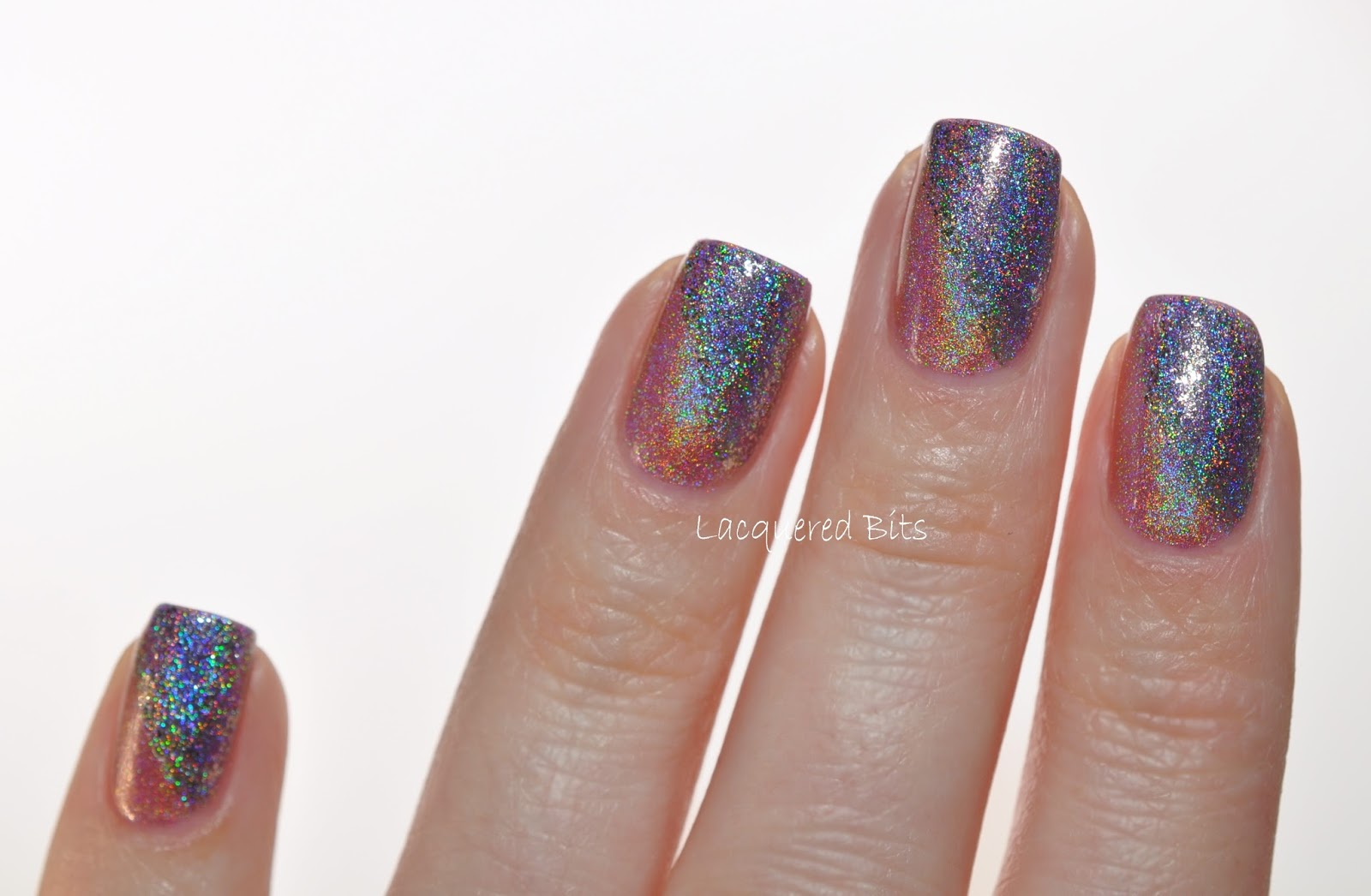 ILNP Spring collection nail art