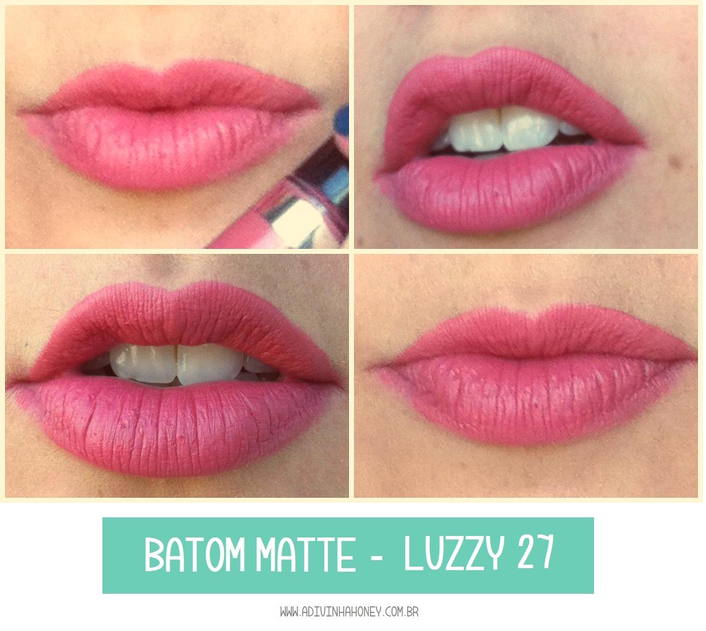 BATOM MATTE LUZZY
