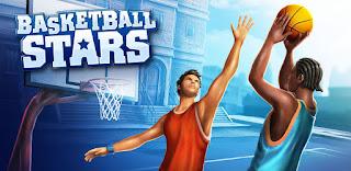Basketball Stars Apk Mod Nível Rapido