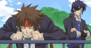 Gakuen Basara – Episódio 08