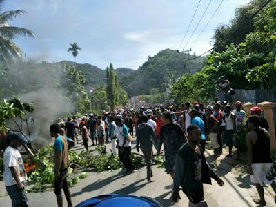 Pembakaran Alkitab oleh Militer Indonesia di Jayapura, Papua
