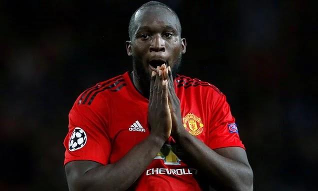 Rashford identified as the player forcing Lukaku out of Man Utd