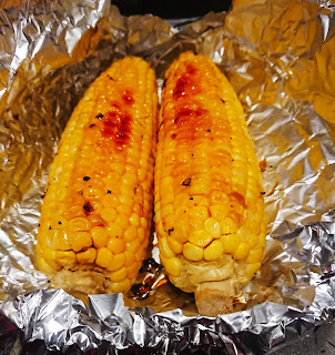 Allergy Friendly Baked Corn on the Cob