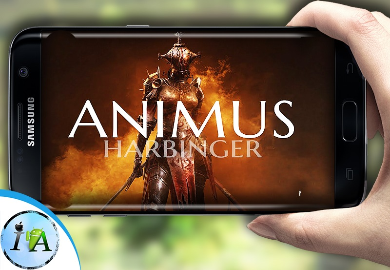 تحميل لعبة Animus Harbinger للاندرويد شبيهة لعبة darksoul