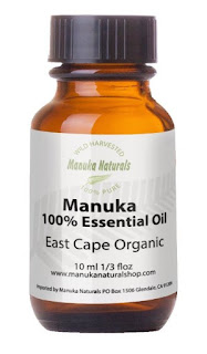 manuka oil for acne scars and spots