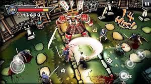 game samurai cam ung cho dien thoai android