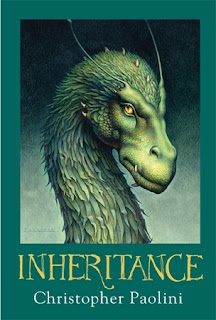 Inheritance Book four of Inheritance By Christopher Paolini