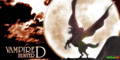 Phim Thợ Săn Ma Cà Rồng: Khát Máu VietSub HD | Vampire Hunter D: Bloodlust 2000