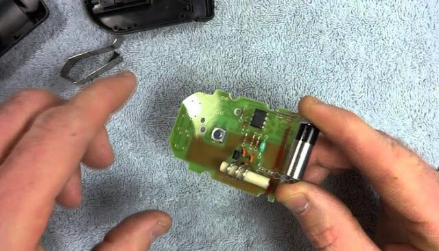 how to fix genie garage door opener keypad