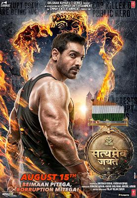 Satyameva Jayate Movie First Look, Satyameva Jayate Movie First Poster
