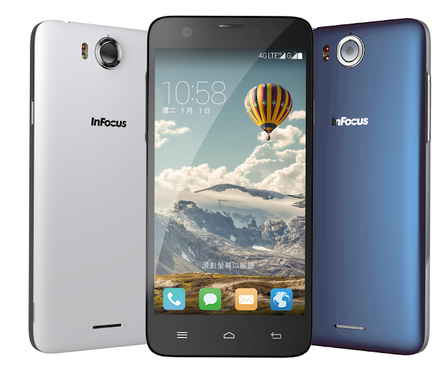 InFocus launches the M530, 'Mother of all Camera Smartphones' at just Rs. 10,999