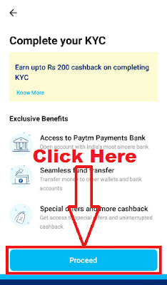paytm kyc kaise complete kare