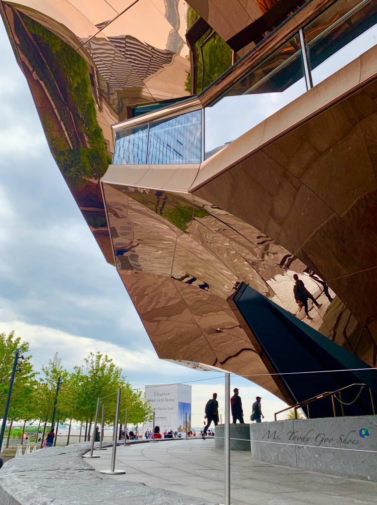 The Vessel at Hudson Yards: New York's Newest Landmark #HelloHudsonYards | Ms. Toody Goo Shoes