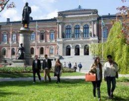 Uppsala University Scholarships For International Master Students 2019