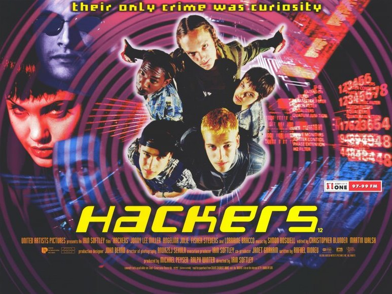 Hackers' (1995) directed by Iain Softley, 15th November 2012 ...