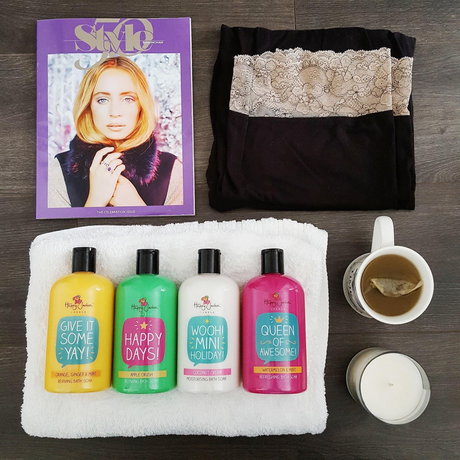 Happy Jackson Bath Soaks | Sian Victoria beauty blogger
