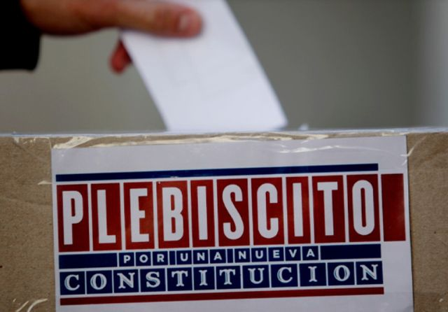 50% cree que el Plebiscito de octubre debiese postergarse