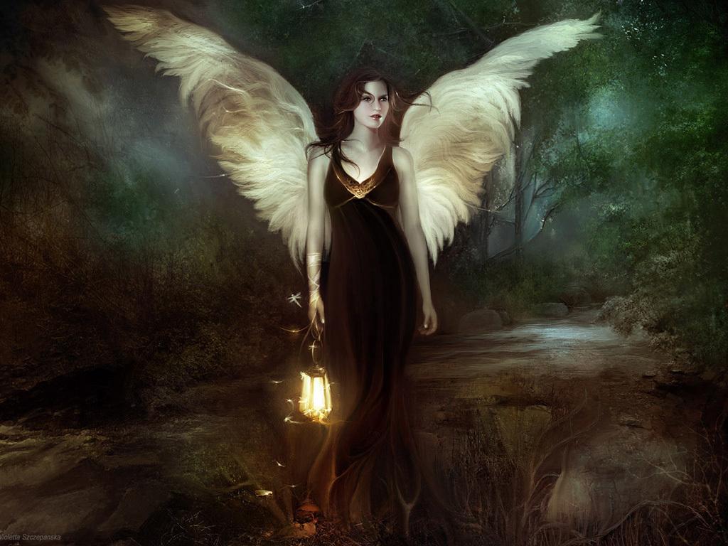 ITZ MY WINGS......: ..Dark Angels....Called Devils..??