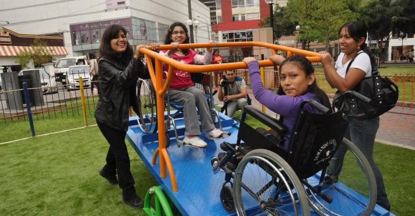 MINEDU: El 100% de niños con alguna discapacidad estará en aula el 2021, informó el Ministro de Educación Idel Vexler - www.minedu.gob.pe