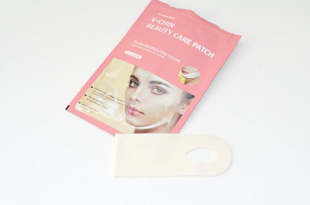 Wooshin Labottach V-Chin beauty care patch   Патч для Подтягивания Линии Подбородка