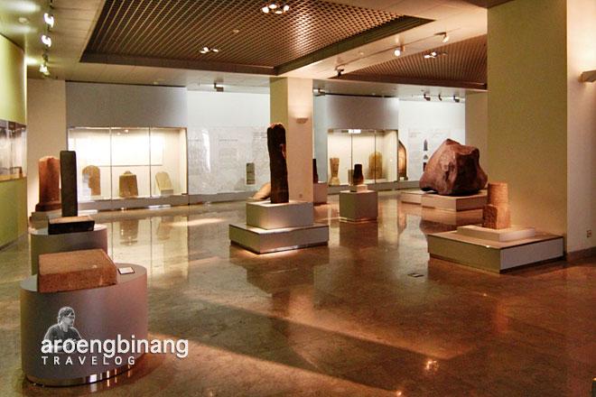 museum nasional indonesia jakarta arkeologi