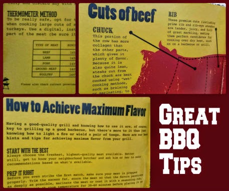 The Best Ever Barbecue Bookpage collage