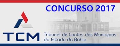 Concurso TCM-BA 2017
