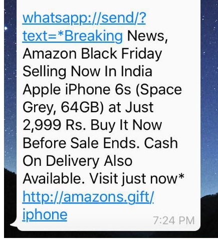 Send Whatsapp Message From Fake Number