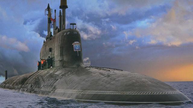 Τα Ρωσικά υποβρύχια είναι τα καλύτερα στο κόσμο… παραδέχεται ναύαρχος του ΝΑΤΟ!