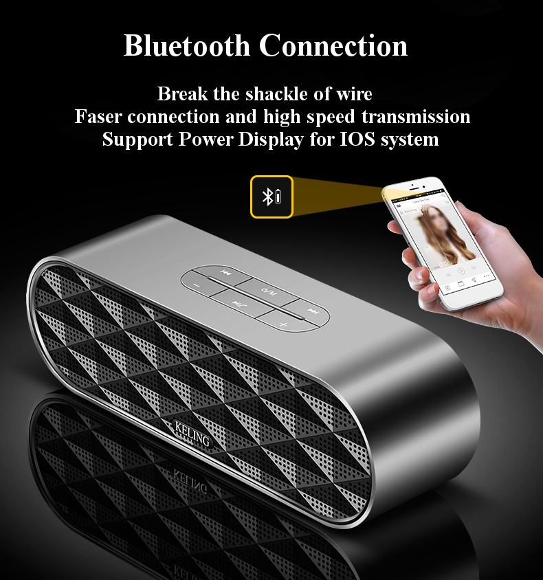 Loa bluetooth Keling F4