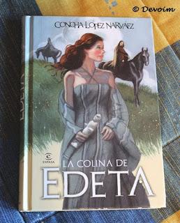 La colina de Edeta de Concha López Narváez [Espasa]