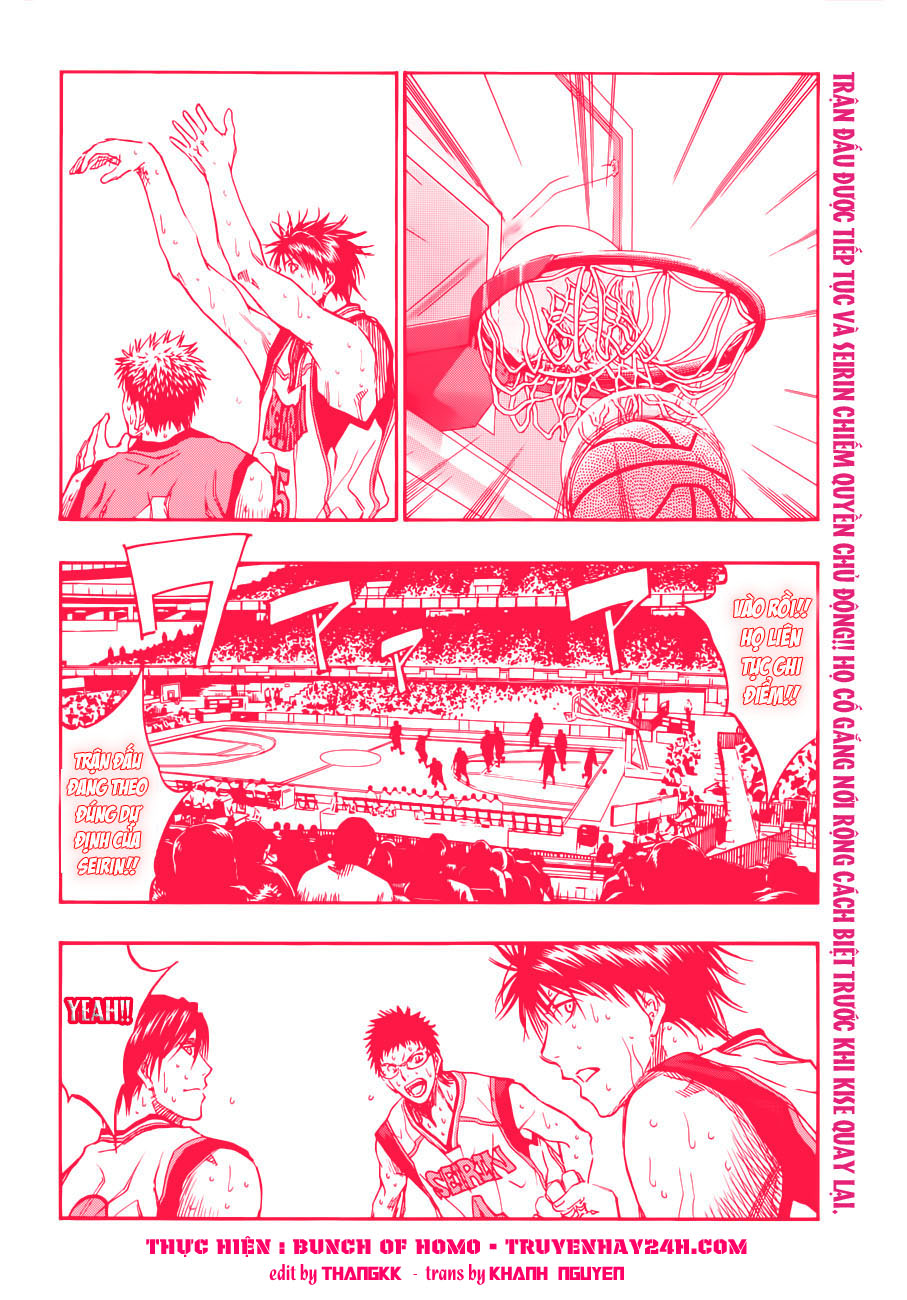 Kuroko No Basket chap 193 trang 2