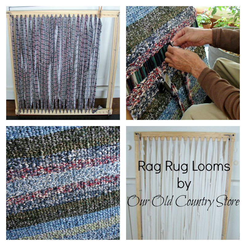 Our Old Country Store: Loom Shipping Rates Have Been Reduced