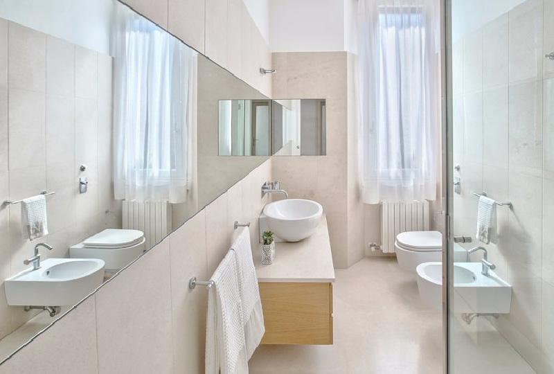 Ristrutturazione di un appartamento tipicamente milanese