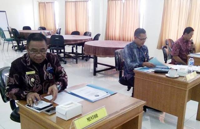 Dr. H. Zainuddin SH.MH, Jadi Mentor Diklatpim Tk.II di Prov. Bali