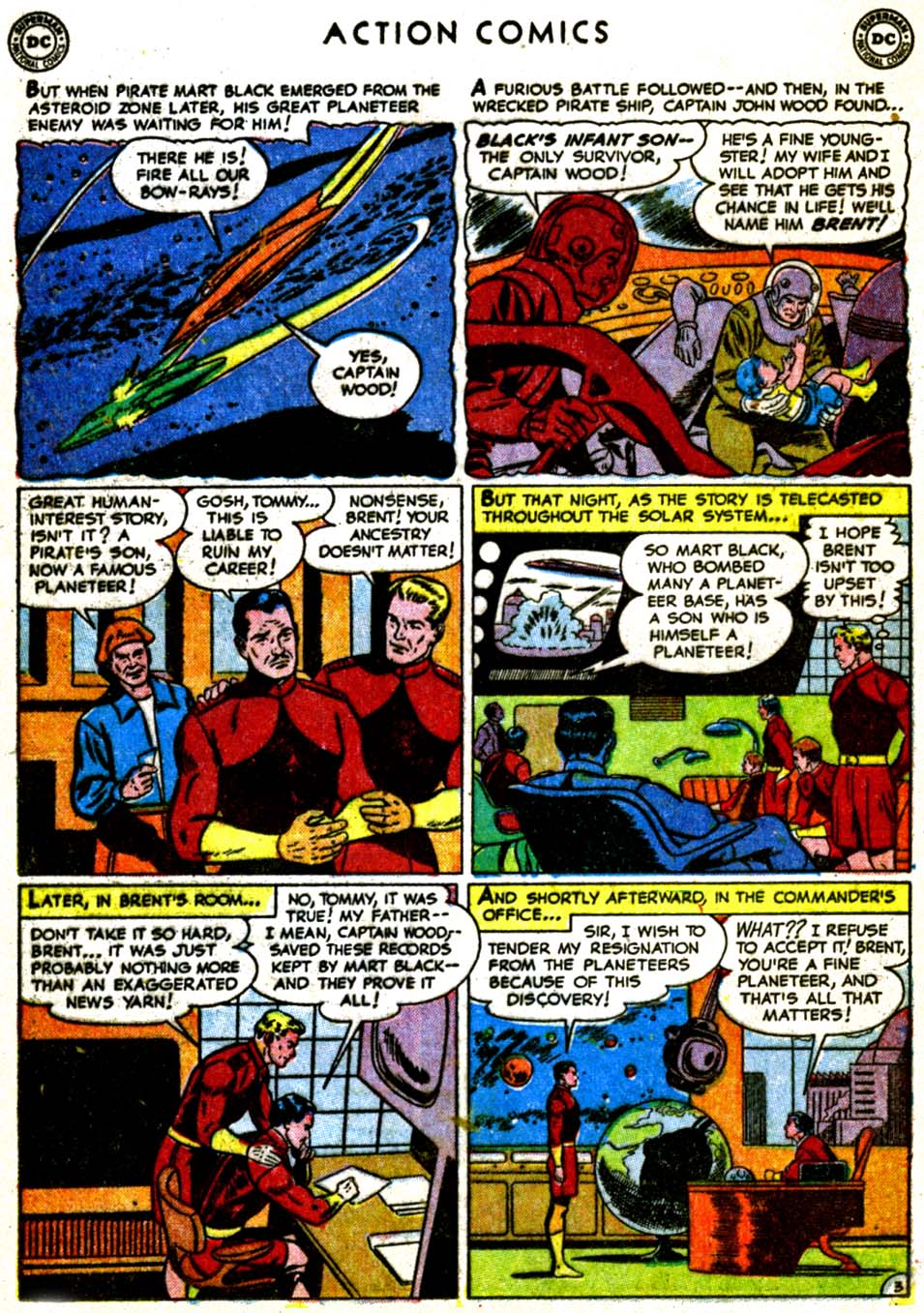 Action Comics (1938) 161 Page 18