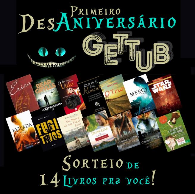 Promoção: Primeiro Desaniversário do Gettub