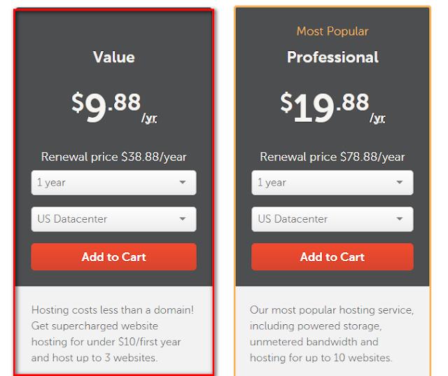 Có nên mua hosting giá rẻ tại namecheap