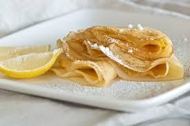 Membuat Crepes Lemon 1
