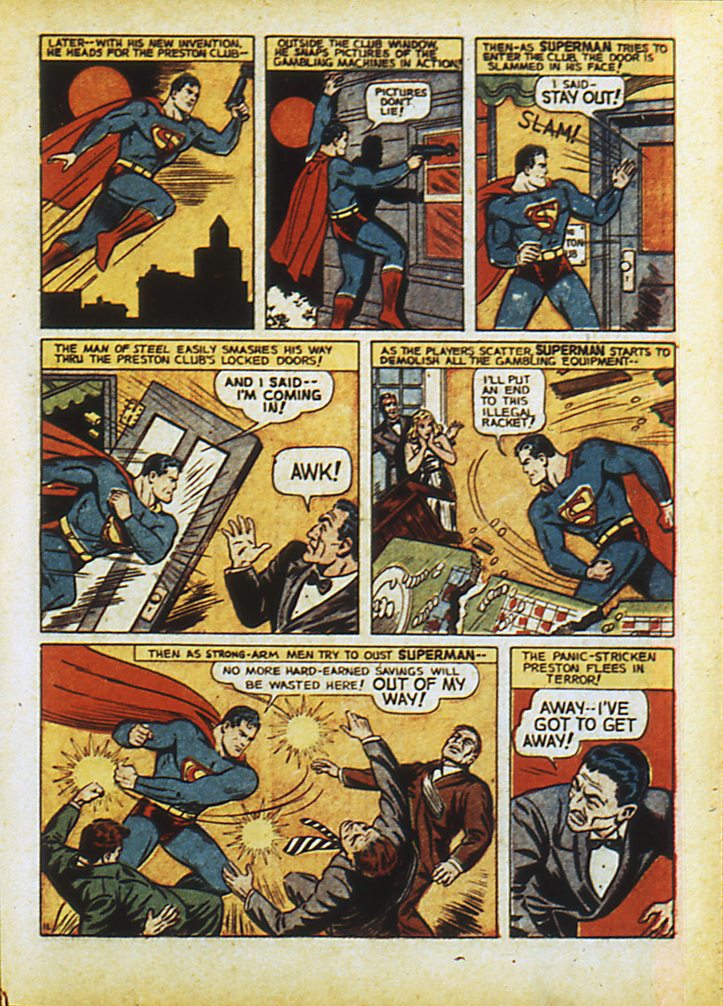 Action Comics (1938) 32 Page 13