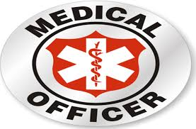 RECRUITMENT OF MEDICAL OFFICERS