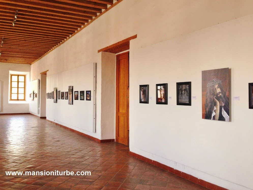 "Temporary Expositions in Pátzcuaro at the Cultural Center ""Antiguo Colegio Jesuita"""