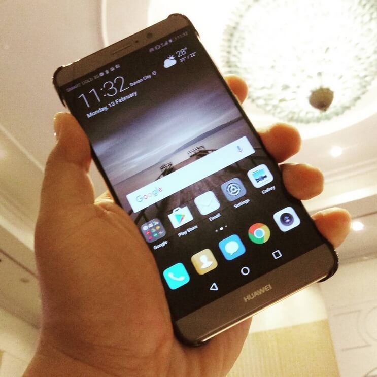 Huawei Mate 9 Review; Simply the Best Mate