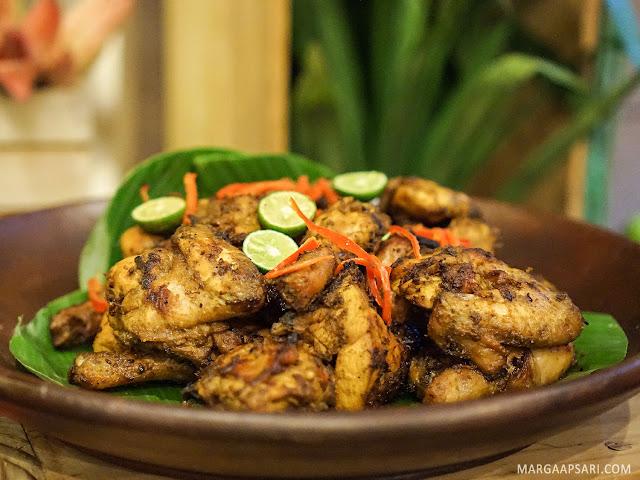 Ayam Bakar Dapur Panglima Prasmanan