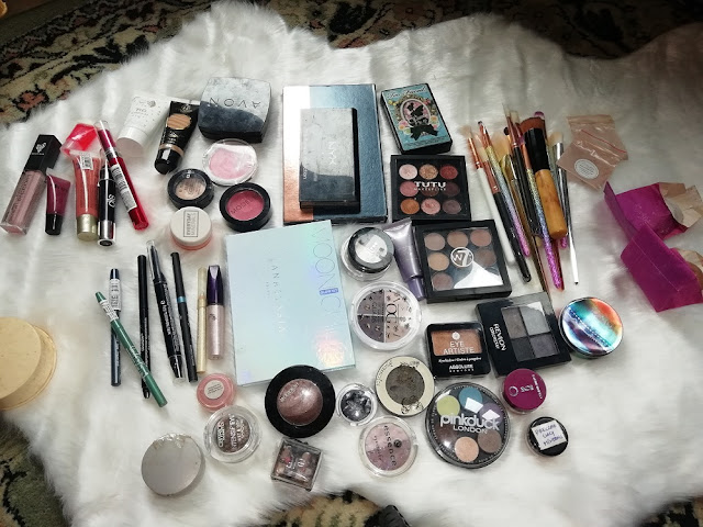 decluttering en cosmeticaolga