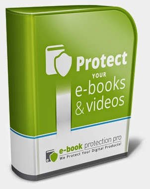 Protection Solution for Protecting Your E-book, Video Trainings and Digital Contents from Illegal Uploads