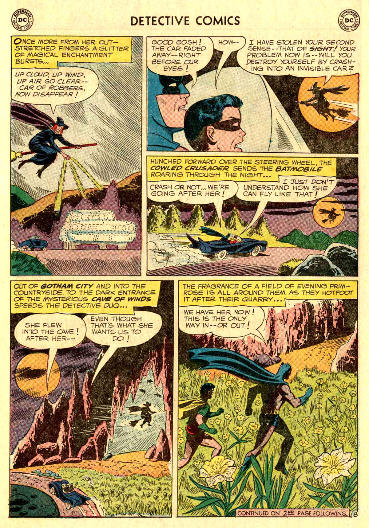 Detective Comics (1937) 336 Page 10