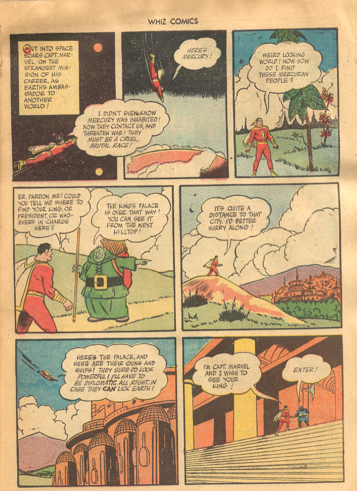 WHIZ Comics issue 69 - Page 7