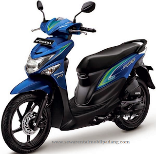 Sewa Sepeda Motor Beat di Banda Aceh
